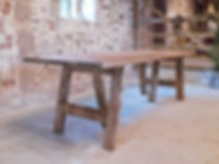 Rustic Banqueting Table