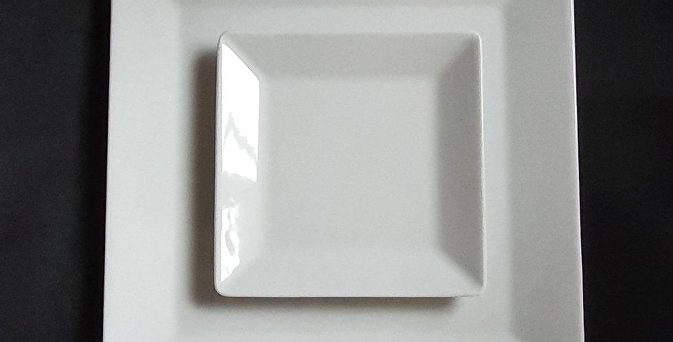 Vierkante Square Dinner Plate - 27cm