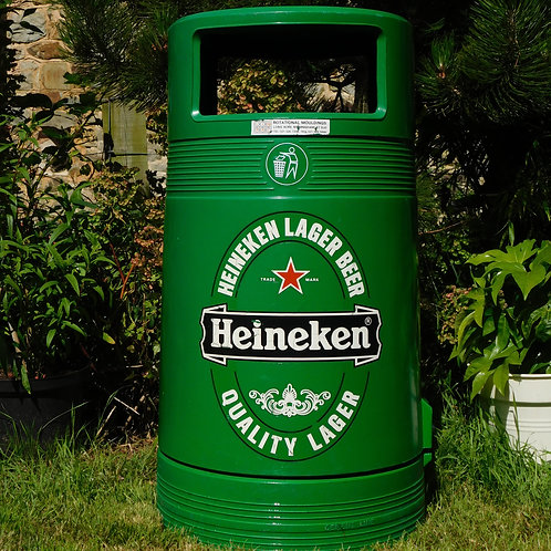 Heineken Rubbish Bin