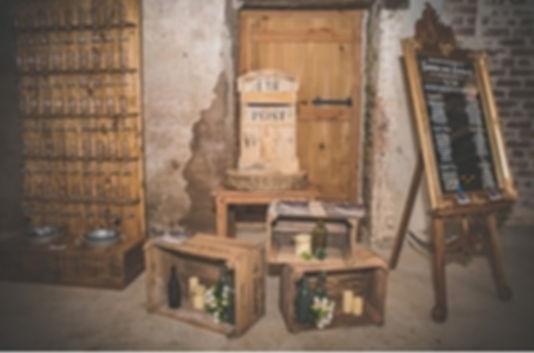 Vintage decorative Items for Hire