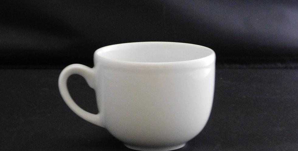Classic White Crockery - Coffee Cup