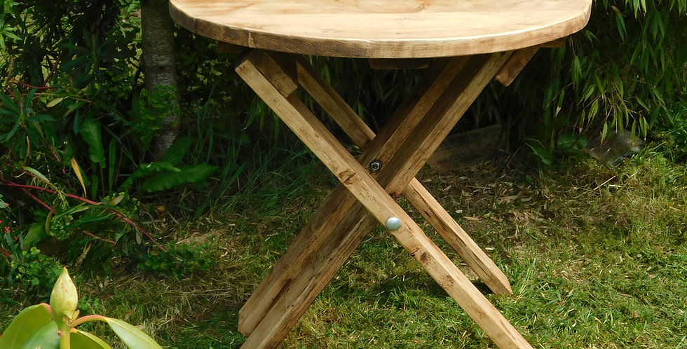 3ft Rustic Trestle Table / Cake Table