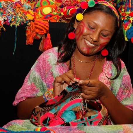 On the Colombian Fashion Industry