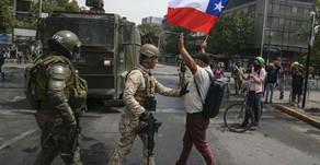 Chile bajo fuego