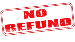Instructions Not Included– No Refunds Accepted