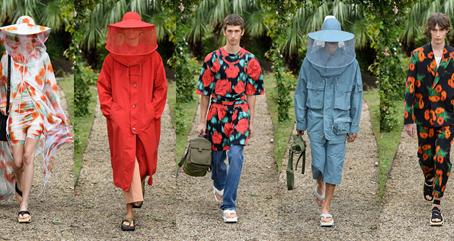 La sacudida de la moda en el  Paris Fashion Week Spring-Summer 2021