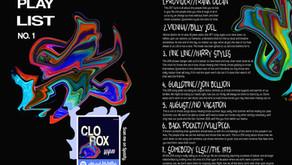 Playlist clorox wipes