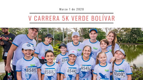 Carrera 5k Bolívar