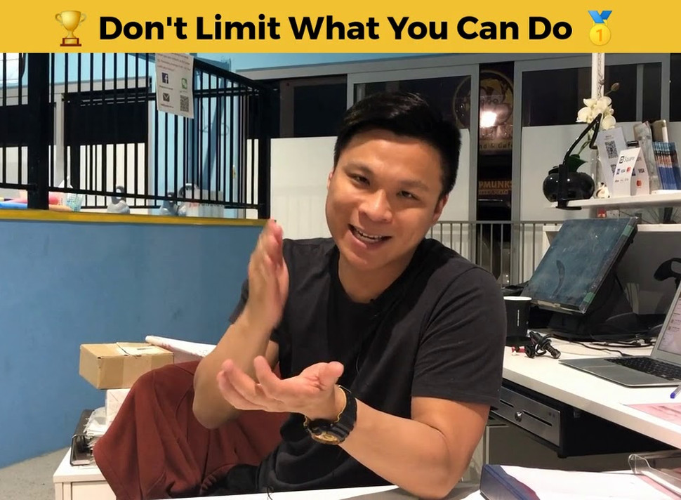 Don't Limit What You Can Do