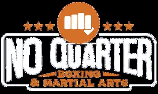 No Quarter Boxing & Martial Arts log