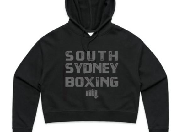 SOUTH SYDNEY BOXING - LADIES CROP