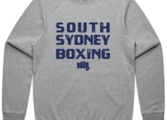 SOUTH SYDNEY BOXING - CREW NECK