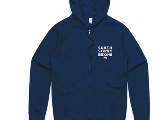 SOUTH SYDNEY BOXING - ZIP HOODIE