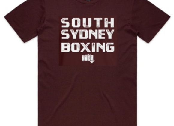 SOUTH SYDNEY BOXING - TEE