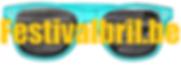 Festivalbril zonnebril