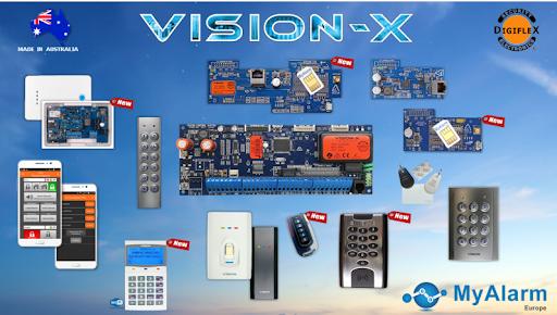 Digiflex vision X