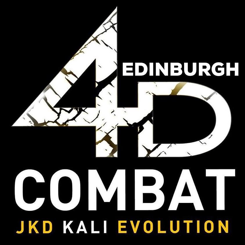 4D Combat Open Seminar & Affiliate Instructor Workshop - Edinburgh