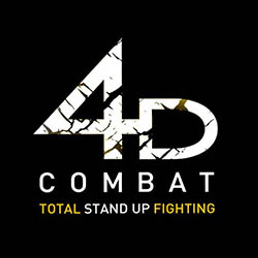 Combined Defensive Arts 4D Combat Seminar - Gloucestershire