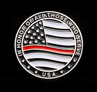 USA Coin Honoring Those Who Serve