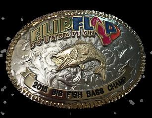Custom Hungtin & Fishing Belt Buckle