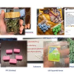 Instagram drug dealers