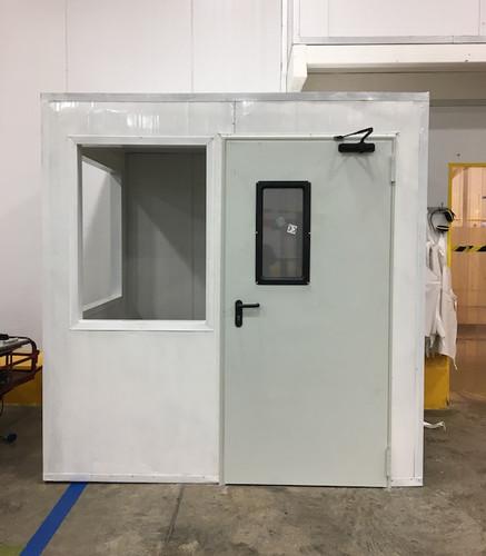 Bredenmaster puerta sanitaria