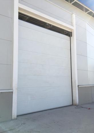 Sava puerta seccional