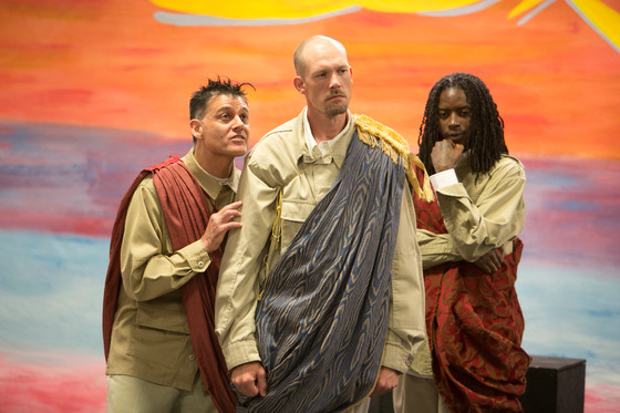 Prison Theater & the Transformative Power of the Performing Arts