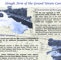 Slough Arm of the Grand Union Canal