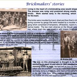 Brickmakers Stories