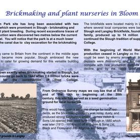 Brickmakers and Plant Nurseries in Bloom Park