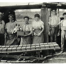 Brick Making in Iver
