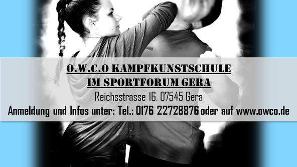 Frauenpower in Gera