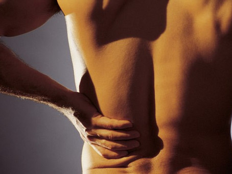 Stretches for people with chronic back pain