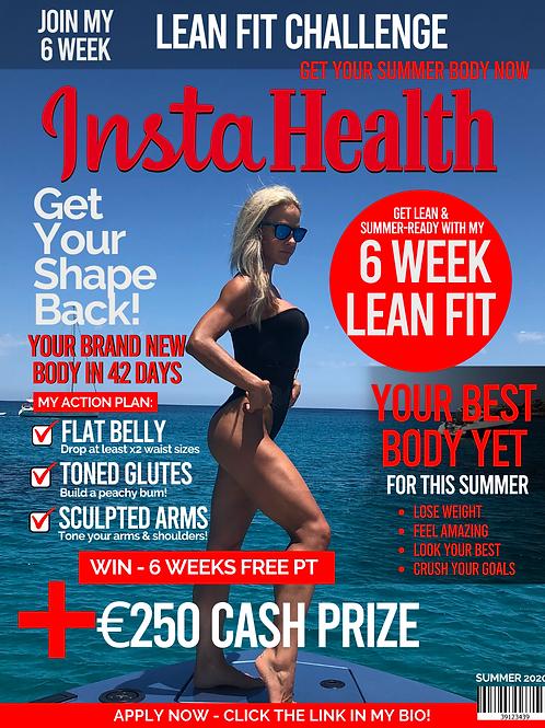 Lean Fit 6 Online Programme