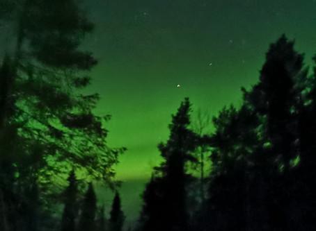 Earth Hour with Pohjan tytöt ja sissit