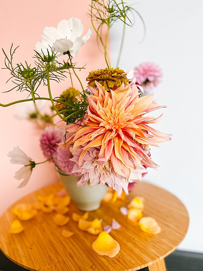 Monthly Flower Fix