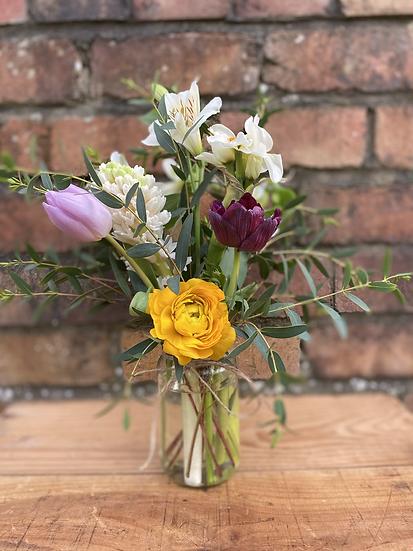 Good Friday British Blooms