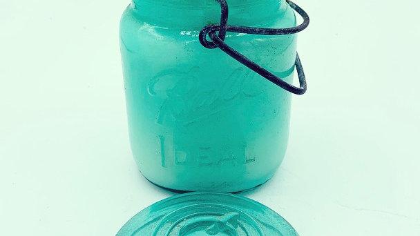 Bicentennial Ball Jar Candle