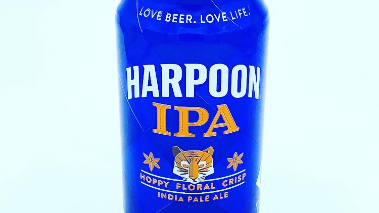 12oz Harpoon IPA CANdle