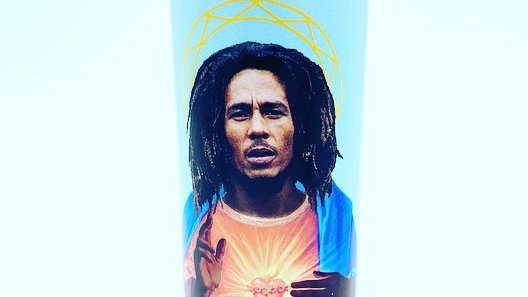 Saint Marley Prayer Candle