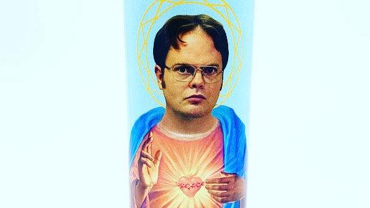 Saint Dwight Prayer Candle