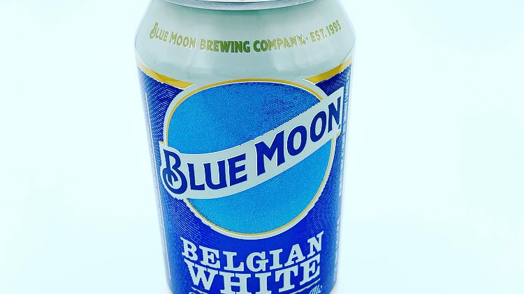 Blue Moon CANdle