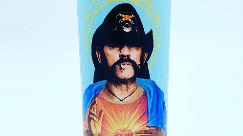 Saint Lemmy Prayer Candle