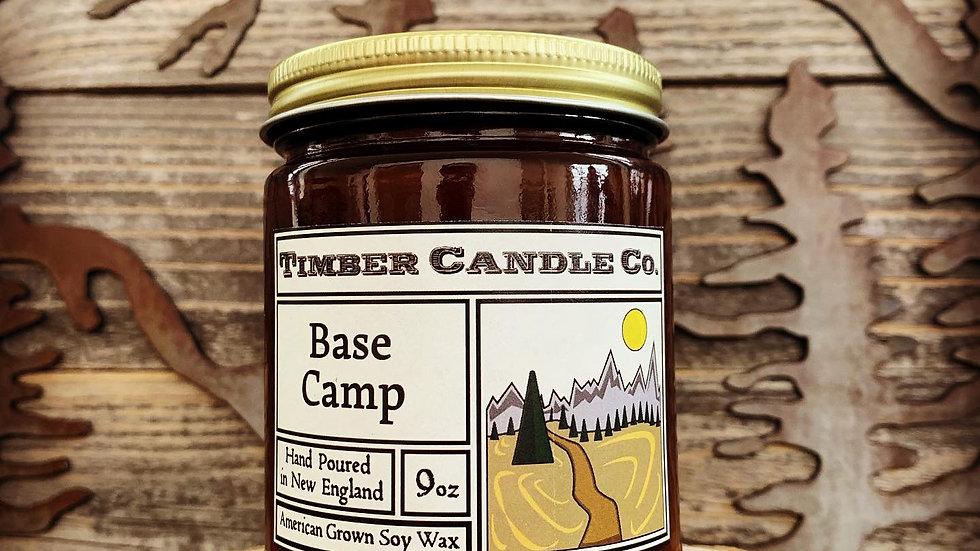 Timber Candle Base Camp