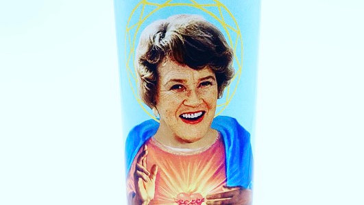 Saint Child Prayer Candle