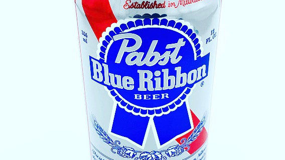 12oz Pabst Blue Ribbon CANdle