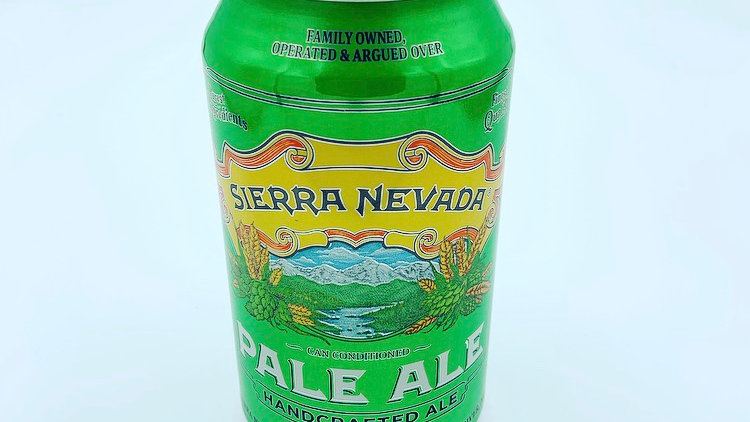 Sierra Nevada Pale Ale CANdle
