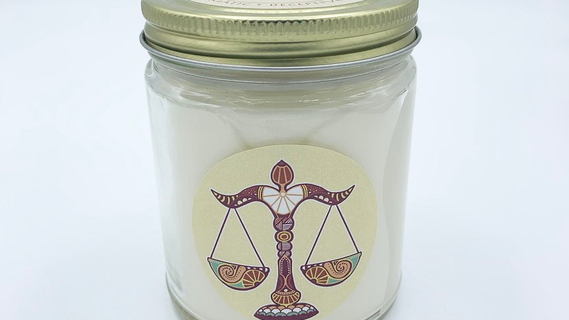 Libra Cosmic Candle