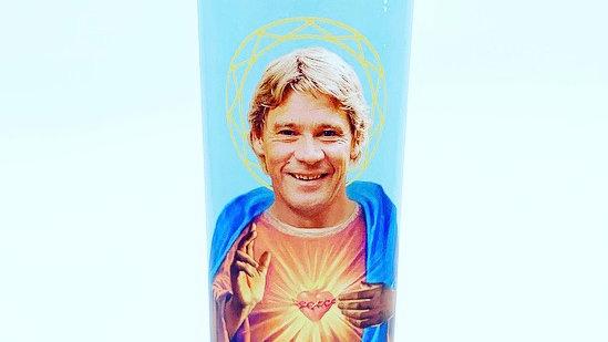 Saint Irwin Prayer Candle